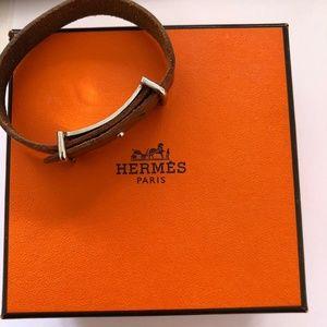 Hermes Single Wrap Bracelet